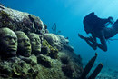 The World's Largest Underwater Museum Opening In Mexico