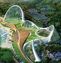 South Korea's Unveils Plans For A Stunning Nature Preserve