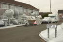 Britain's 'Accident Avenue' Gets Bubble Wrapped!