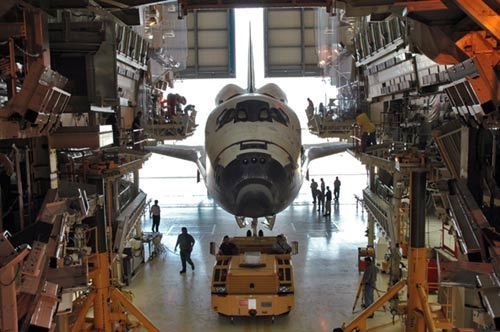 space shuttle discovery inside - photo #27